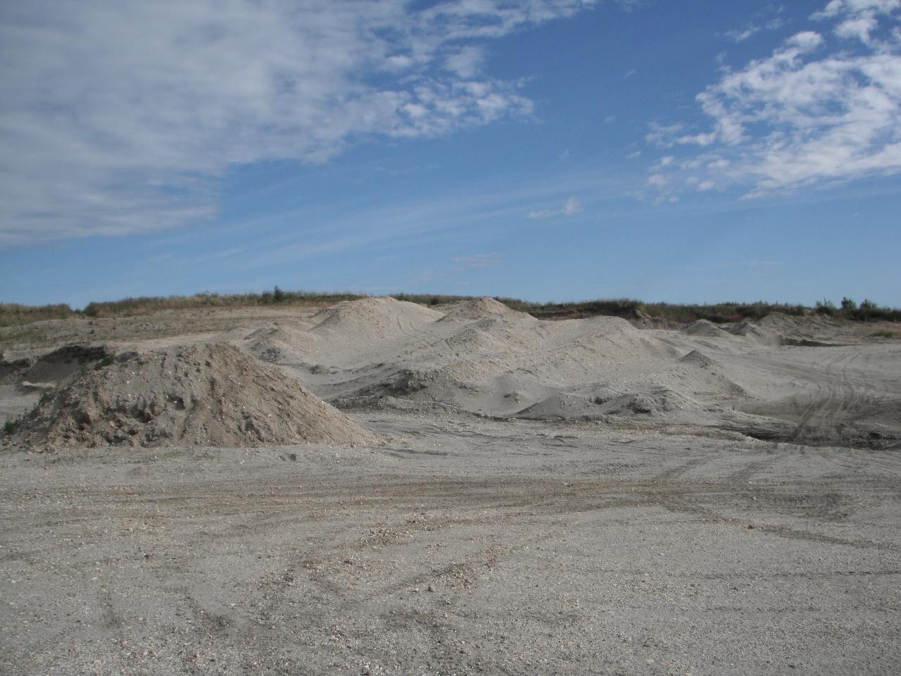 Hotham Peak Gravel Pit