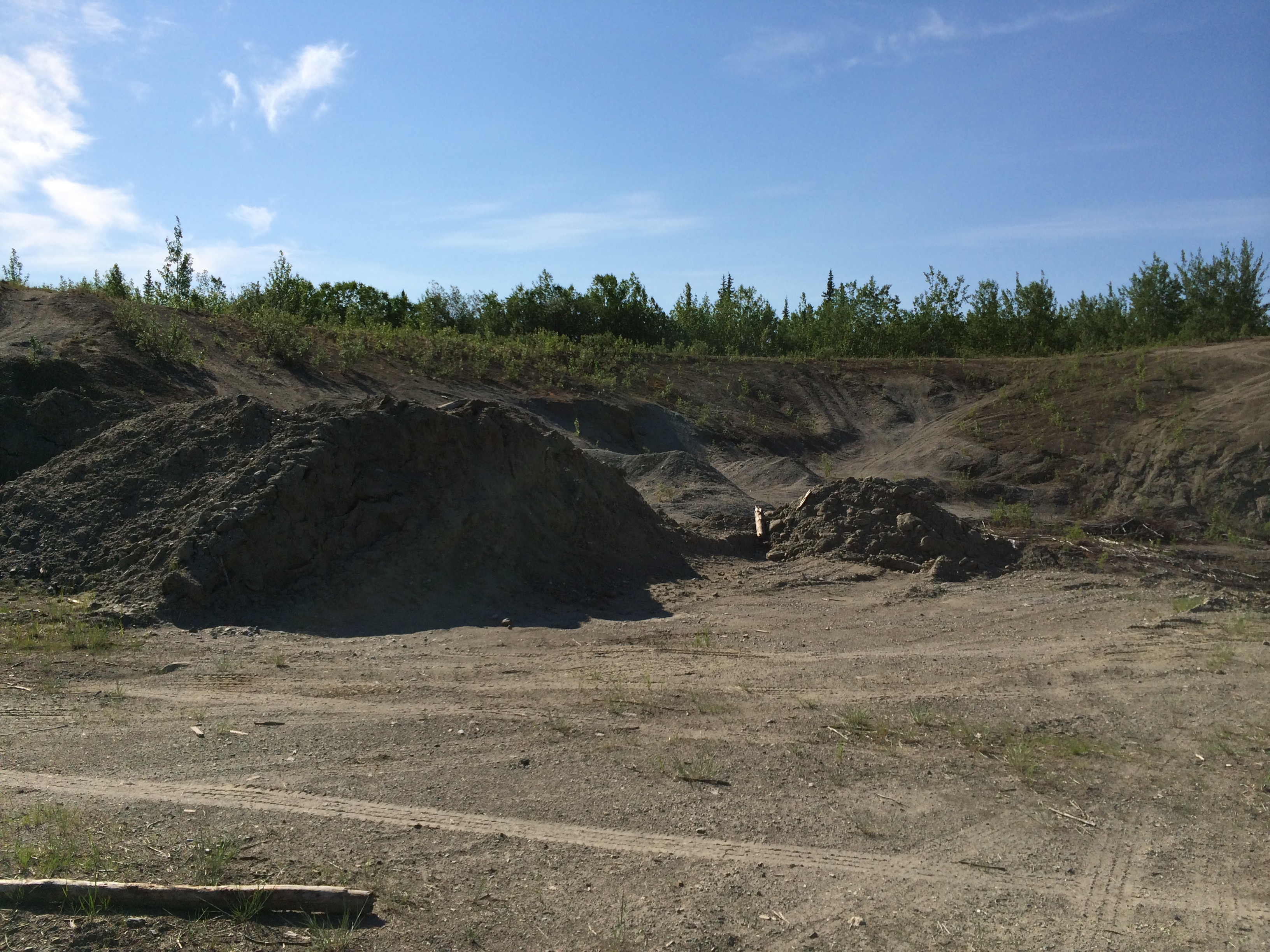 Ambler Gravel Pit June 2015